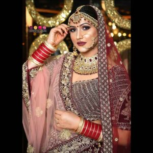 what is bridal makeup